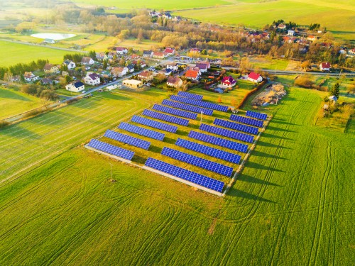 Microgrid and Ownership: Unlocking Resilient, Sustainable Electricity Delivery